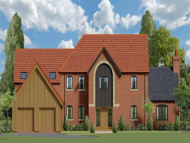 Land Commercial for sale in Riby Road, Caistor, Lincolnshire