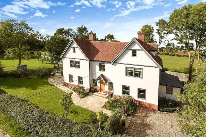 6 Bedrooms Detached House for sale in Badwell Green, Suffolk, IP31