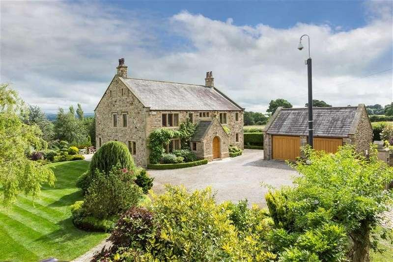 6 Bedrooms Detached House for sale in Lower Road, Longridge Preston, Preston