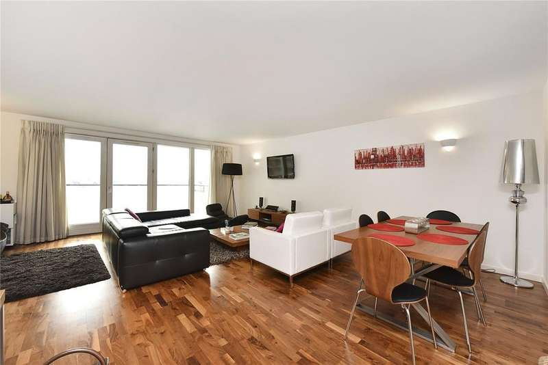 2 Bedrooms Flat for sale in New Providence Wharf, 1 Fairmont Avenue, London