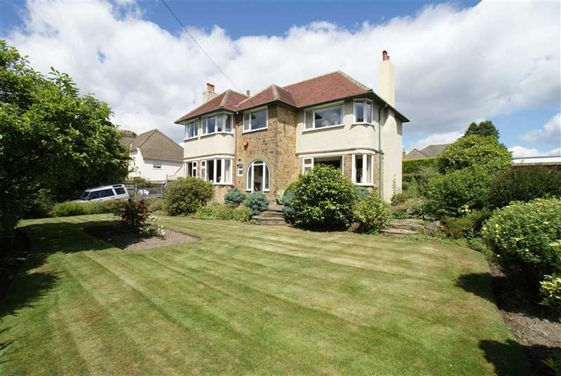 4 Bedrooms Detached House for sale in Fixby Road, Fixby, Huddersfield