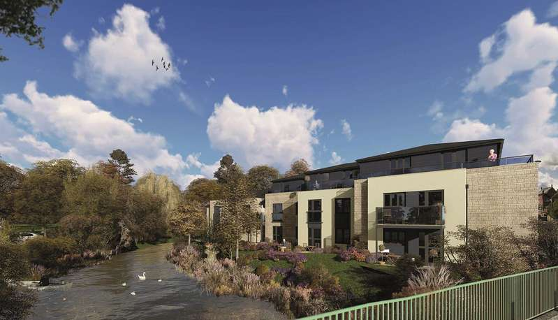 1 Bedroom Retirement Property for sale in William Lodge, Gloucester Road, Malmesbury