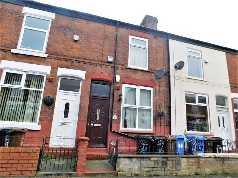 2 Bedrooms Terraced House for sale in Farr Street, Edgeley, Stockport