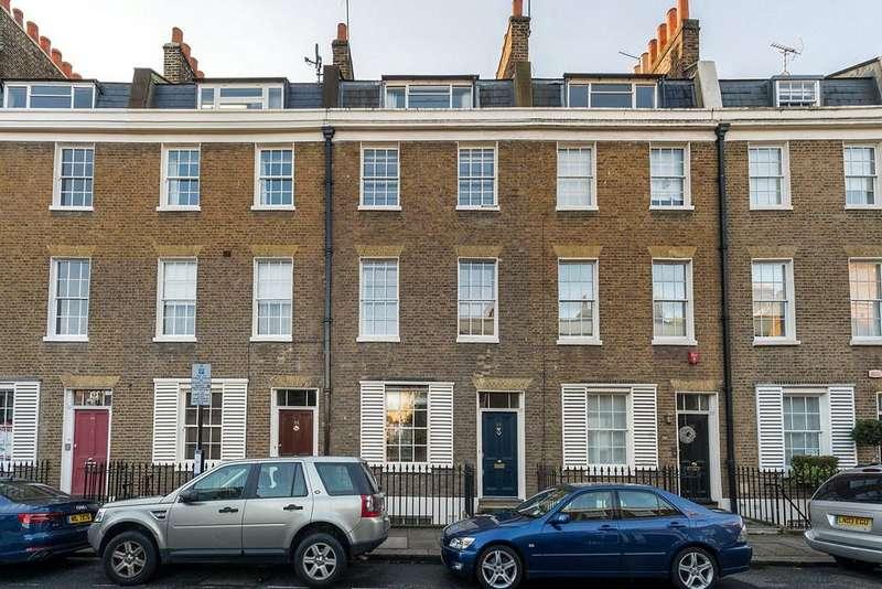 5 Bedrooms Terraced House for sale in Bloomfield Terrace, London, SW1W