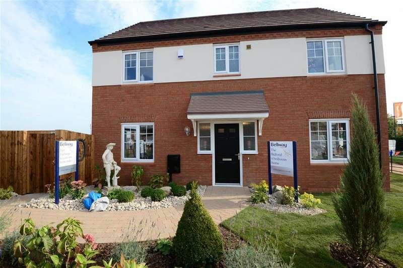 4 Bedrooms Detached House for sale in Penmire Rise, Spon Lane, Grendon, CV9 2EX