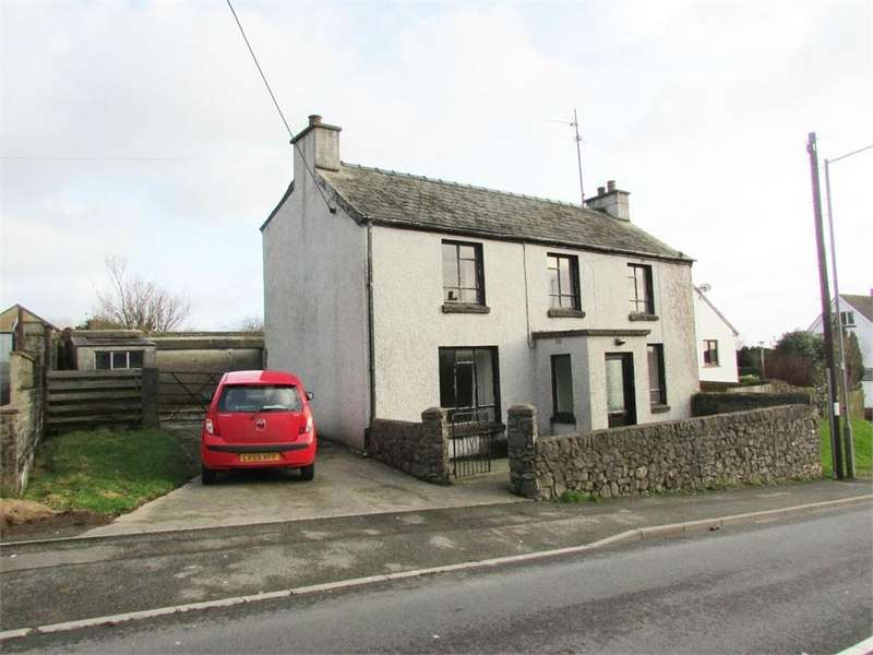 5 Bedrooms Detached House for sale in Picton House, Templeton, NARBERTH, Pembrokeshire