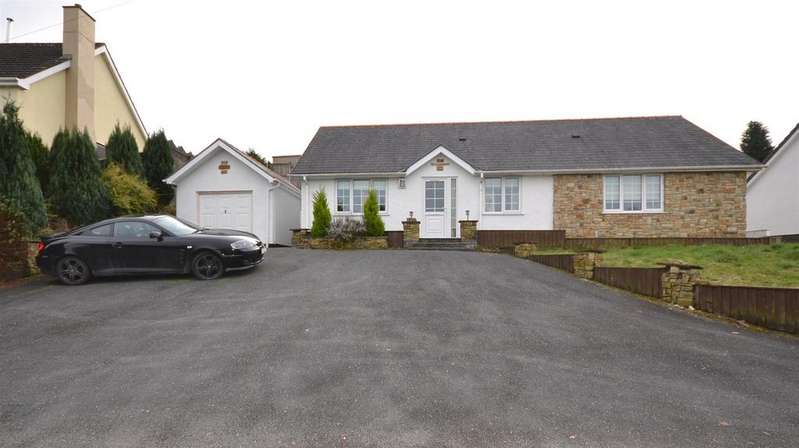 3 Bedrooms Detached Bungalow for sale in Pencader