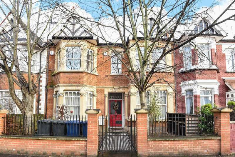 2 Bedrooms Flat for sale in South Ealing Road, Ealing