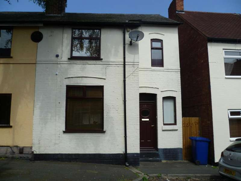 3 Bedrooms Semi Detached House for rent in Shelton Street, Wilnecote, Tamworth, Staffordshire