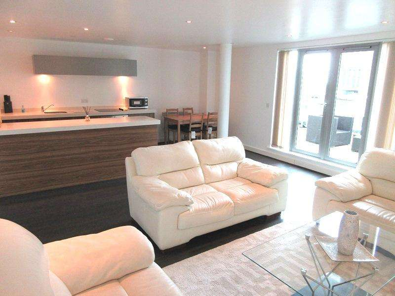 2 Bedrooms Apartment Flat for sale in Orion Building, 90 Navigation Street, Birmingham B5