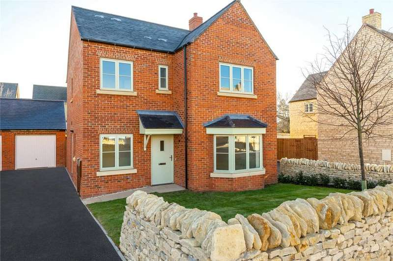 4 Bedrooms Detached House for sale in Oak Grange, Broad Marston Lane, Mickleton, Chipping Campden, GL55