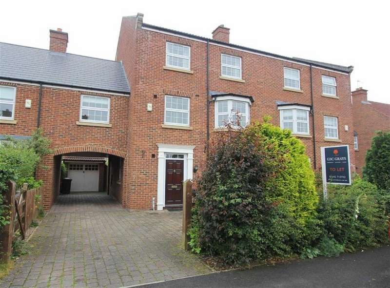 4 Bedrooms Link Detached House for rent in The Stripe, Stokesley