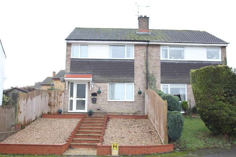 3 Bedrooms Semi Detached House for sale in High Street, Potterspury, Towcester