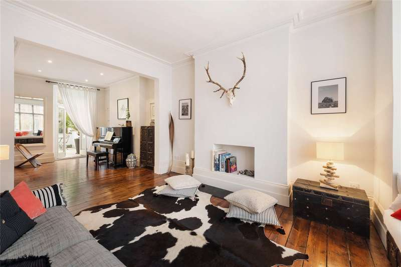 4 Bedrooms Terraced House for sale in Meath Street, Battersea Park, London, SW11