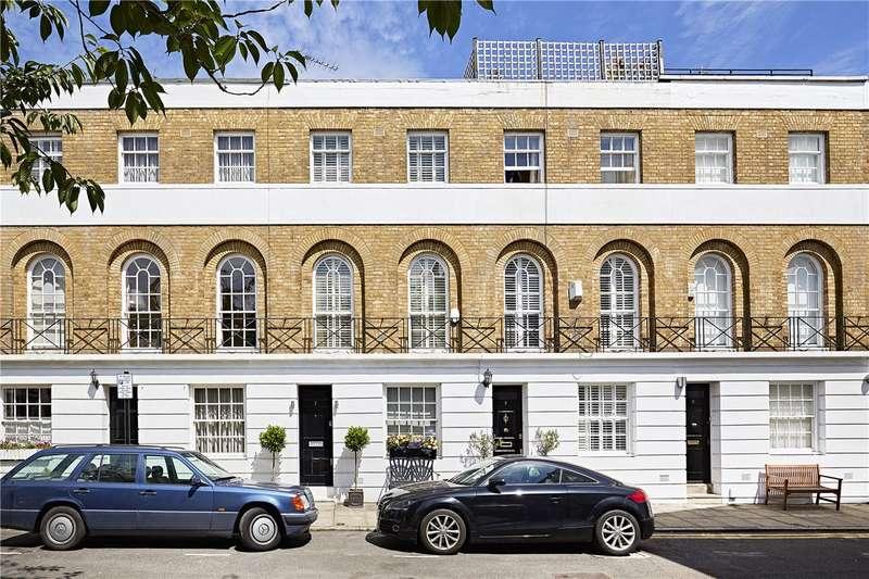 3 Bedrooms Terraced House for sale in Pembroke Place, Kensington, London, W8