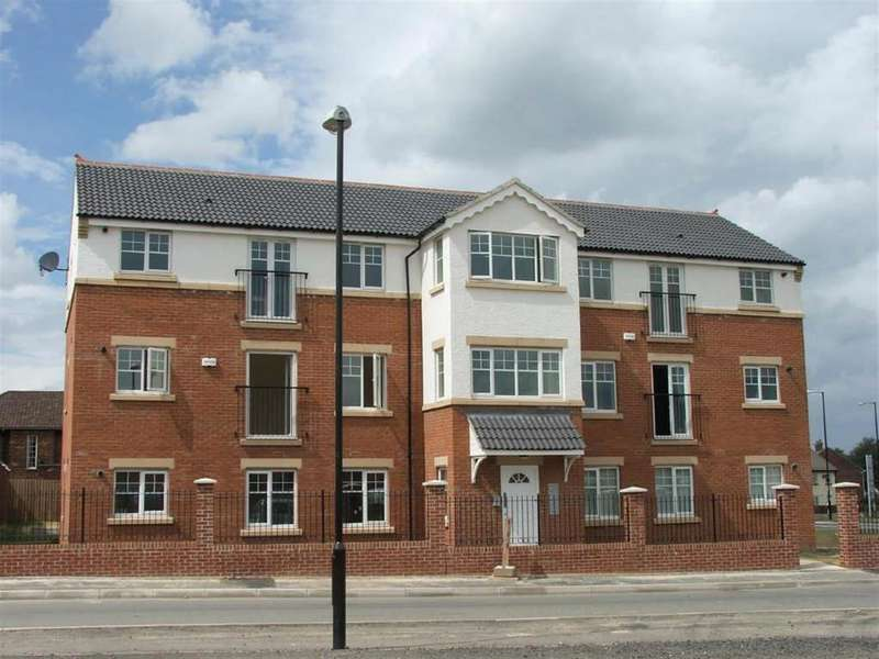 2 Bedrooms Apartment Flat for rent in Mulberry Park, Houghton Le Spring