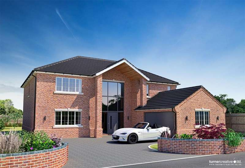 4 Bedrooms Detached House for sale in 335 St Faiths Road, Old Catton, Norwich, Norfolk, NR6