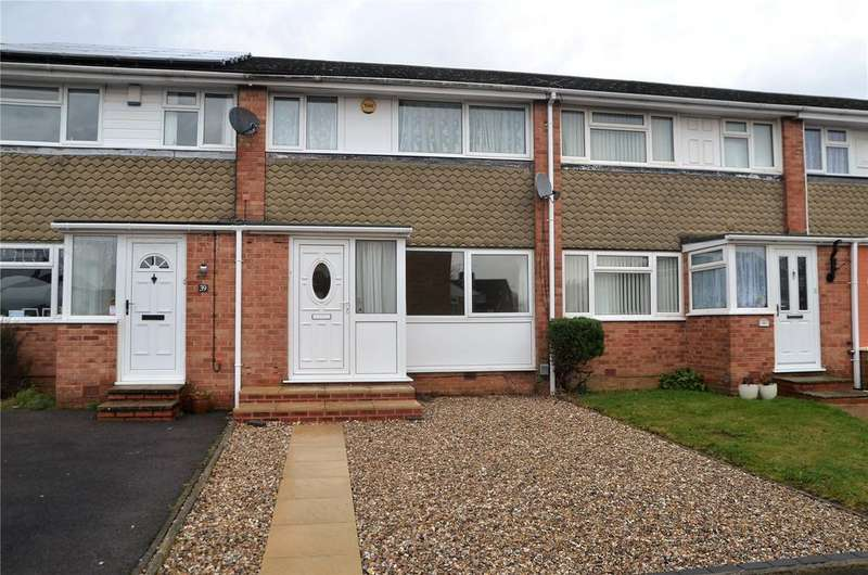 3 Bedrooms Terraced House for rent in Poole Close, Tilehurst, Reading, Berkshire, RG30