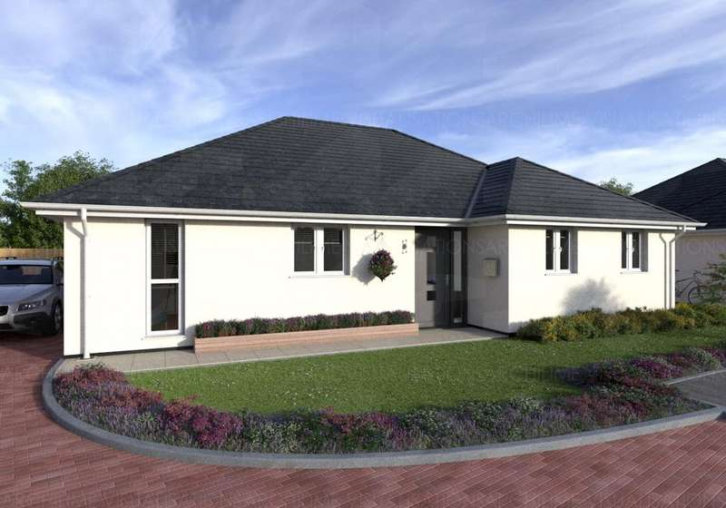 3 Bedrooms Detached Bungalow for sale in Penkernick Way, St. Columb