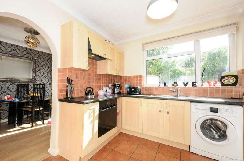 3 Bedrooms Semi Detached House for sale in Leesons Hill Orpington BR5