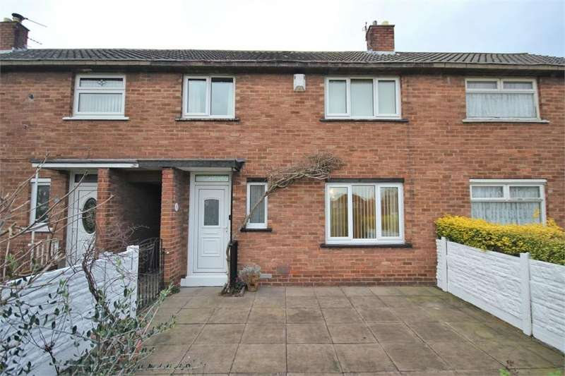 3 Bedrooms Terraced House for sale in Lune Way, WIDNES, Cheshire