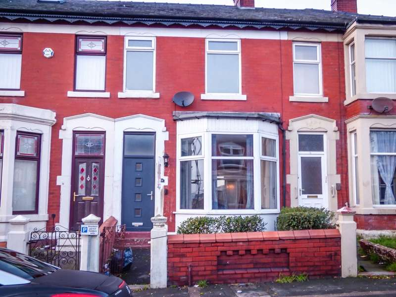 3 Bedrooms Terraced House for sale in Westmorland Avenue, Blackpool, Lancashire