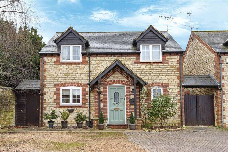 2 Bedrooms Detached House for sale in High Street, Potterspury, Towcester, Northamptonshire