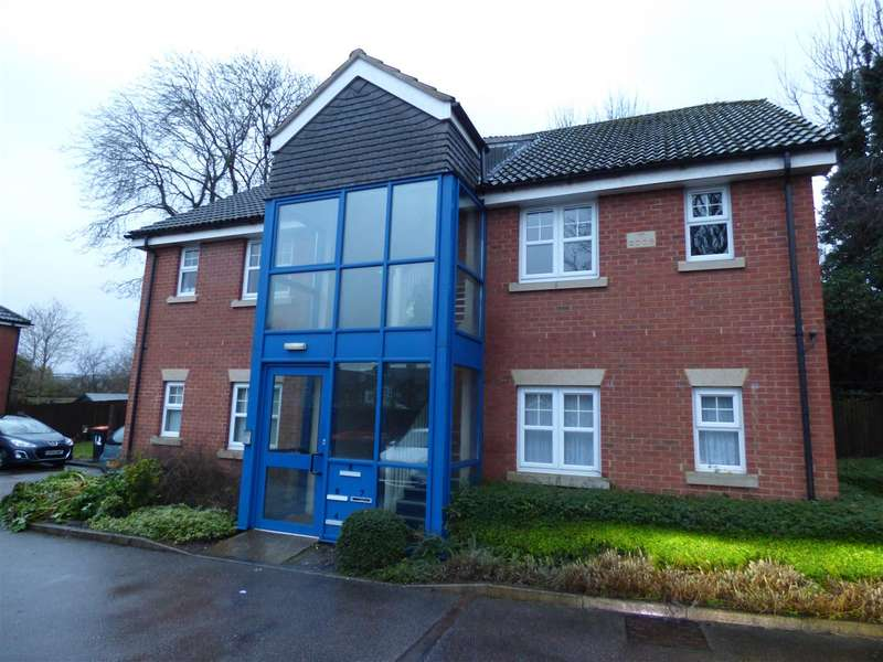 2 Bedrooms Apartment Flat for sale in Mandrell Close, Dunstable