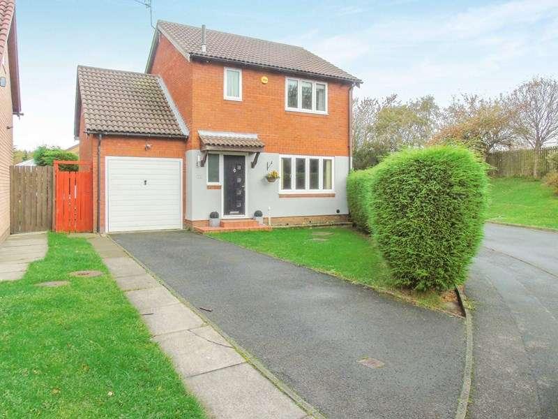 3 Bedrooms Property for sale in Hatfield Drive, Seghill, Cramlington, Northumberland, NE23 7TU