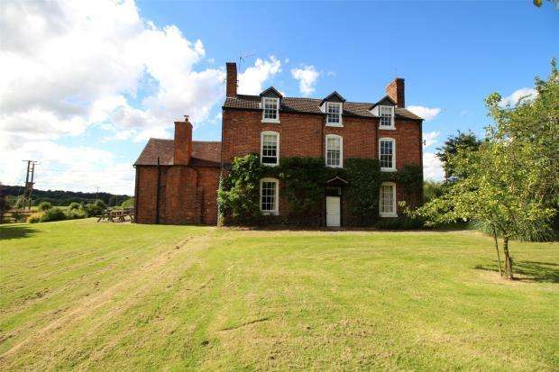 5 Bedrooms Detached House for rent in Fitz Farm House, Fitz, Shrewsbury, Shropshire, SY4
