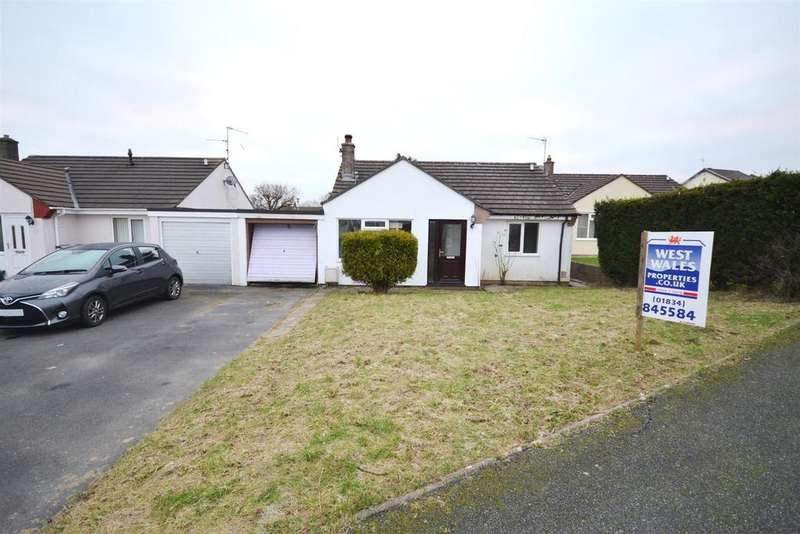 3 Bedrooms Link Detached House for sale in Bartletts Well Road, Sageston, Tenby