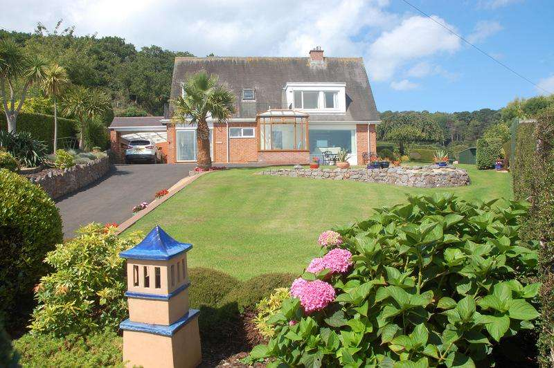 3 Bedrooms Detached House for sale in Glebelands, Minehead TA24