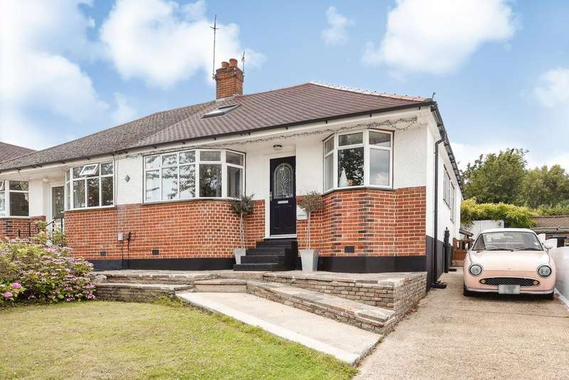 3 Bedrooms Semi Detached House for sale in Willersley Avenue Orpington BR6
