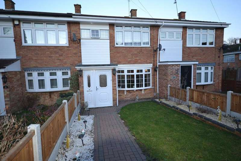 3 Bedrooms Terraced House for sale in St Margarets Avenue, Stanford-le-Hope, SS17