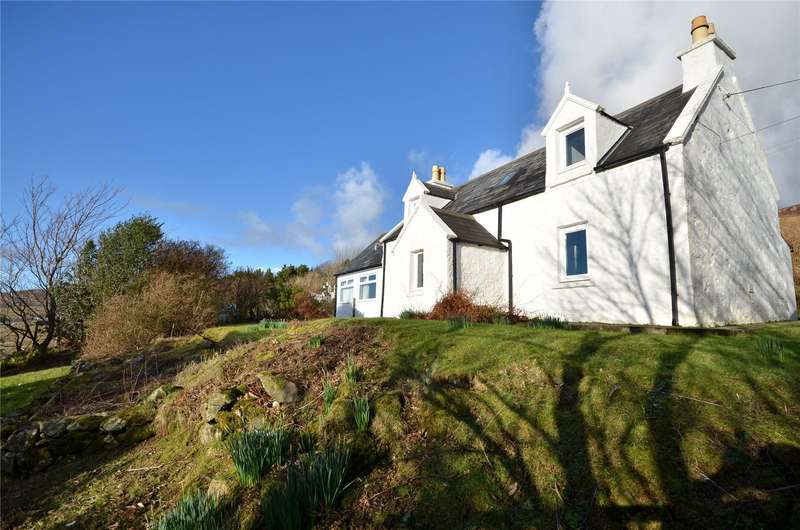 3 Bedrooms Detached House for sale in 22 Fasach, Glendale, Isle of Skye, IV55