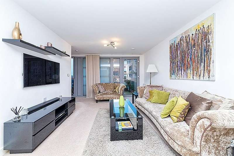 3 Bedrooms Apartment Flat for sale in Heron Place, Silvertown, E16
