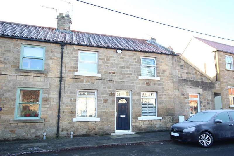 2 Bedrooms Terraced House for sale in Winston Road, Staindrop