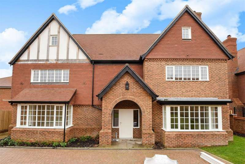 5 Bedrooms Detached House for sale in Upper Froyle, Hampshire