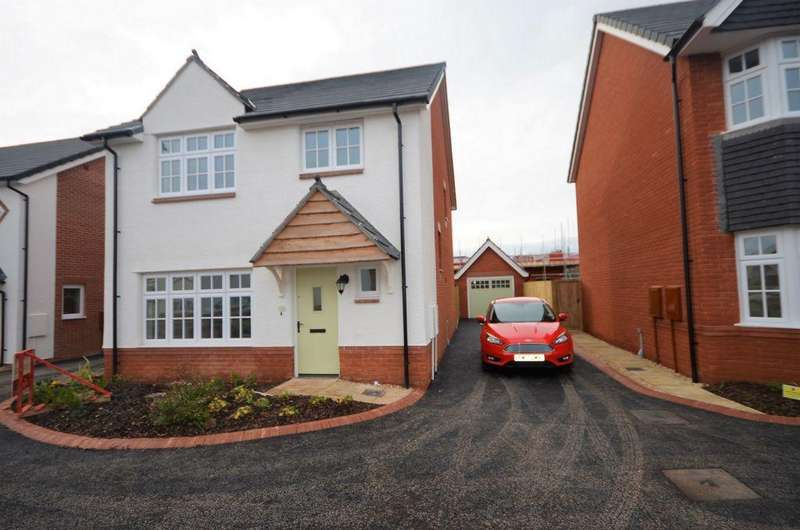 4 Bedrooms House for sale in Shutterton Lane, Dawlish, EX7