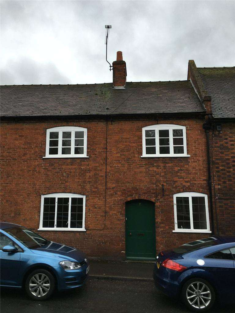 2 Bedrooms Terraced House for rent in Main Road, Sudbury, Ashbourne, Derbyshire, DE6