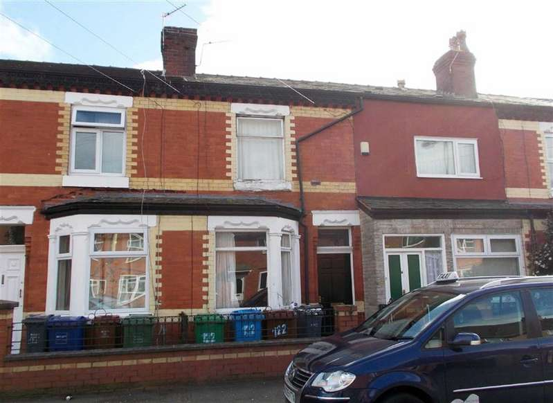 2 Bedrooms Terraced House for rent in Buckley Road, Gorton, Manchester
