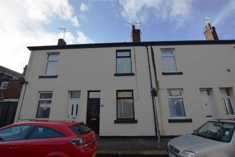 2 Bedrooms Terraced House for sale in Silverdale Street, Barrow In Furness, Cumbria