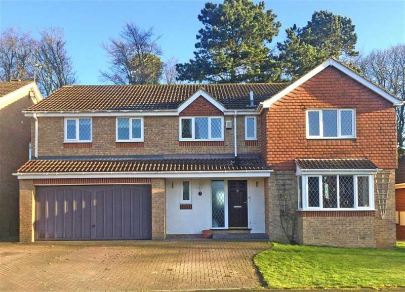 5 Bedrooms Detached House for sale in Highwood, Driffield, East Yorkshire
