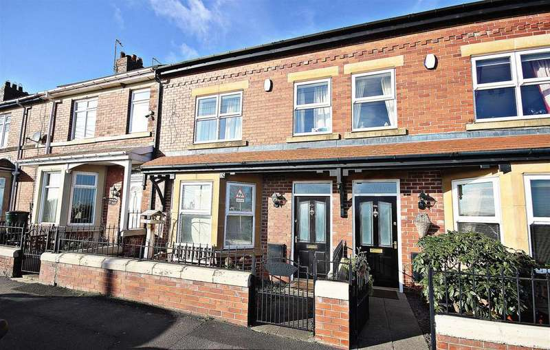 4 Bedrooms Town House for sale in Twizell Lane, West Pelton, Stanley