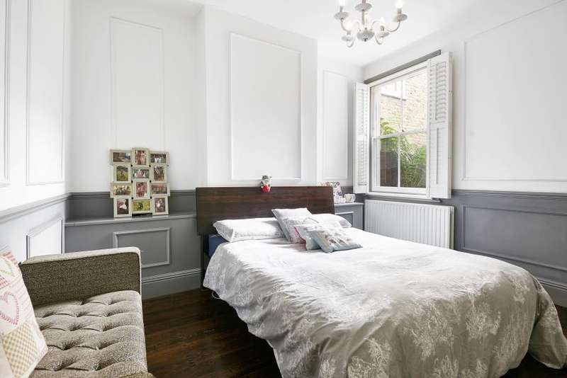 2 Bedrooms Apartment Flat for sale in Radbourne Road, SW12