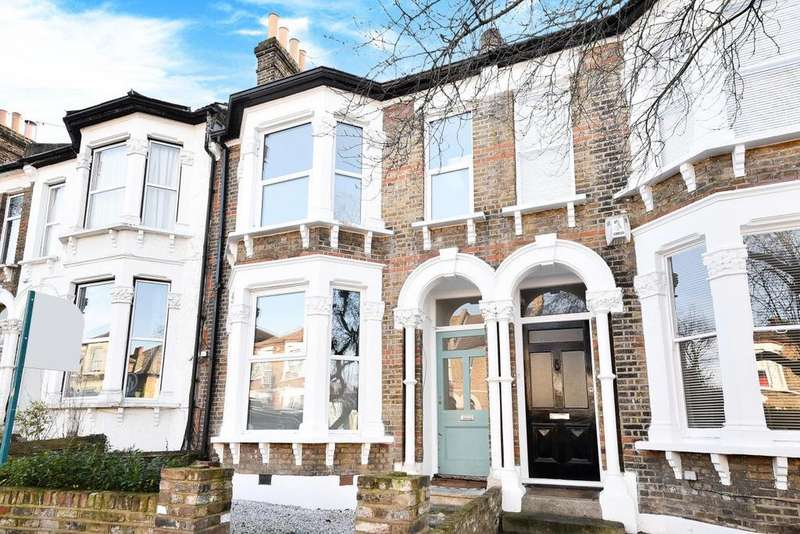 5 Bedrooms Terraced House for sale in Mount Pleasant Road, Hither Green