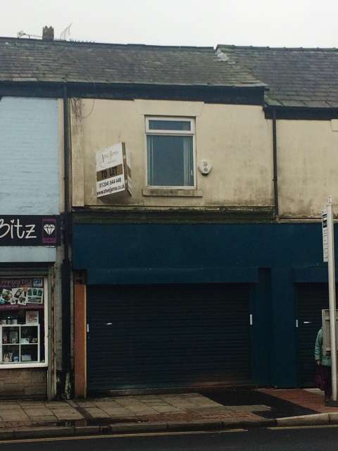Retail Property (high Street) Commercial for rent in Higher Market Street, Bolton, BL4