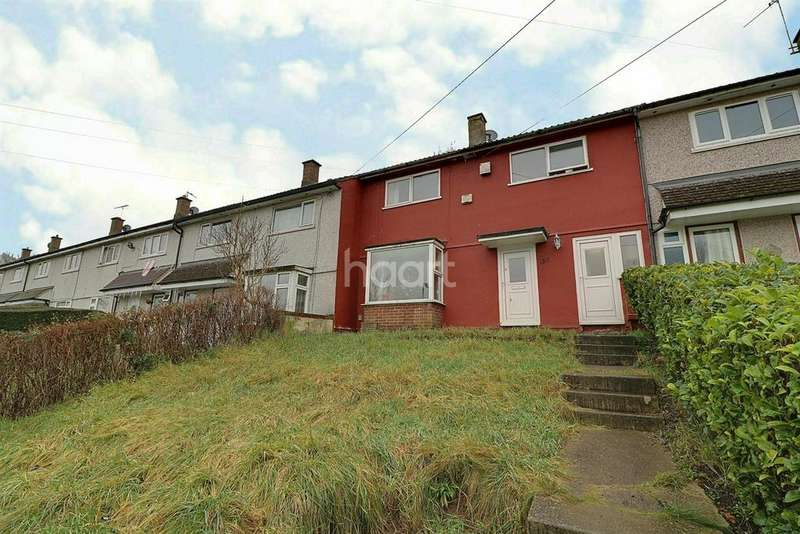 3 Bedrooms Terraced House for sale in Ramsbury Avenue, Swindon