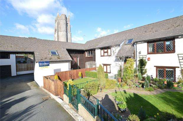 2 Bedrooms Semi Detached House for sale in Court Farm Barns, Wilton Way, Abbotskerswell, Newton Abbot