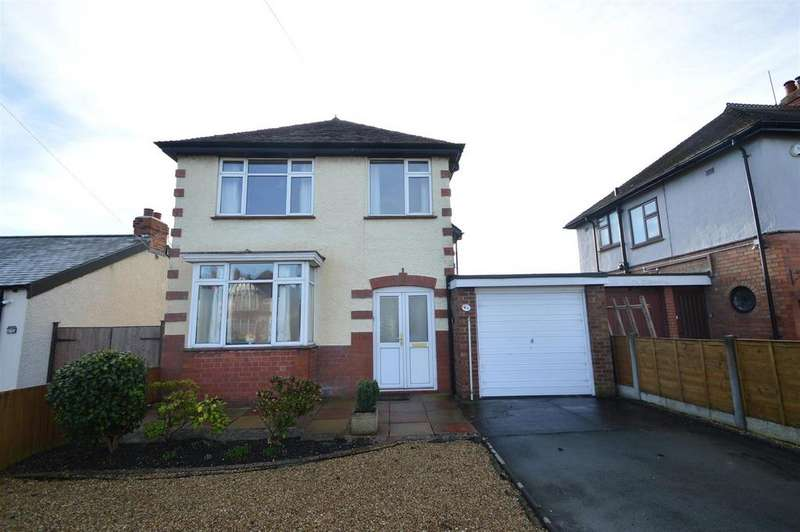 3 Bedrooms Detached House for sale in 18 Sundorne Road, Shrewsbury, SY1 4RZ